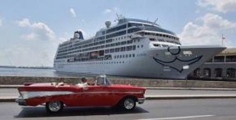 Llega a Cuba primer crucero de Estados Unidos en más de 50 años