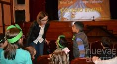 Medio millar de niños de Guadalajara participan en 'El Teatro Viene de la Escuela'