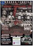 El boxeo profesional regresa al San José