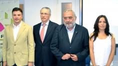 Los farmacéuticos españoles donan 40.000 unidades de medicamentos y material sanitario para Ecuador