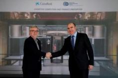 CaixaBank investigará la aplicación de la computación cognitiva a la innovación financiera