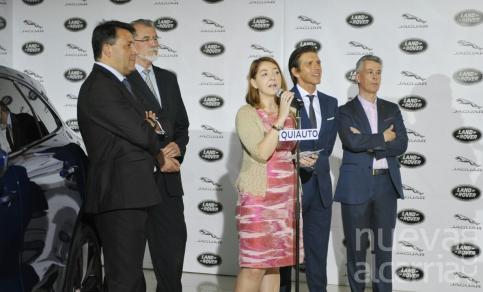 Quiauto inaugura el nuevo concesionario Jaguar
