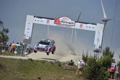 Hyundai Motorsport peleará por el podio en Portugal con cuatro coches