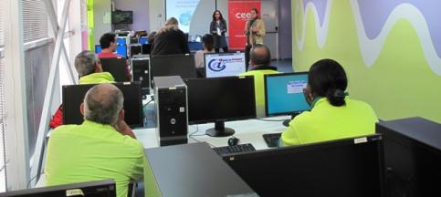 El CEEI lleva la internalización de emprendedores a Alovera