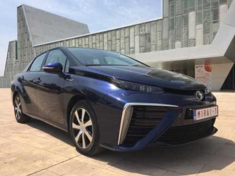 El futuro ya está aquí: Toyota Mirai_01