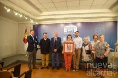 Latre entrega el VI Premio Álvar Fáñez a la Asociación de Mujeres de Hita
