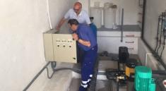 Los servicios técnicos de Azuqueca trabajan para resolver el problema de agua en El Vallejo