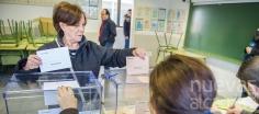 Un total de 182.406 guadalajareños están llamados a votar en 515 mesas electorales