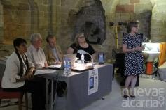 Herrera Casado presenta en Sigüenza su libro 'Cien propuestas esenciales para conocer Guadalajara'