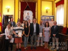 Los primeros alumnos de 'Sé digital' de capacitación tecnológica reciben sus diplomas