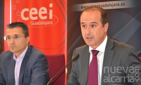 El Gobierno regional anima a las empresas de Guadalajara a acogerse a las líneas de apoyo de Innova Adelante