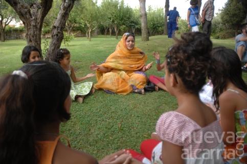 Un total de 34 saharauis disfrutan ya de sus vacaciones en paz