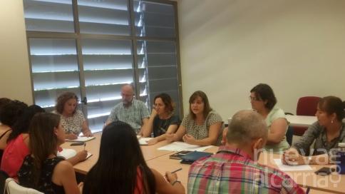 La Mesa de Integración aborda la problemática de las familias en exclusión