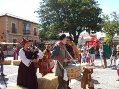 Torija celebra este sábado su XII Fiesta de la Historia