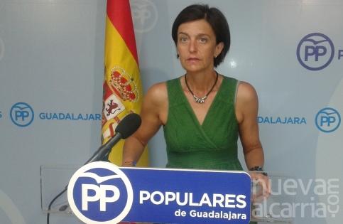 """Ana González pide al resto de partidos políticos """"lealtad con España"""" para formar un gobierno estable"""