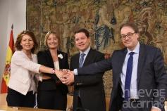 """Page urge a abordar """"cuanto antes"""" la revisión del Pacto de Toledo de pensiones"""