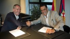 Andreu Plaza, del banquillo del Gestesa al primer equipo del FC Barcelona
