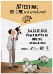 Huetos acoge este sábado el III Festival de Cine del Foro por la Escuela Rural