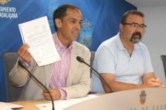 """El PSOE, """"convencido"""" de que se filtró información privilegiada sobre los conciertos de Ferias"""
