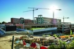 """El Hospital Universitario tiene sus 400 camas """"disponibles"""" este verano"""