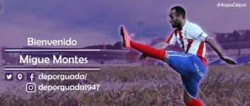 Más madera para el ataque del Deportivo Guadalajara con Migue Montes