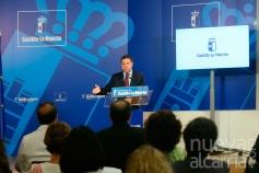 García-Page reclama un pacto nacional sobre financiación sanitaria