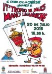 Cañizar recupera este sábado el Torneo 'Manu Leguineche' de mus