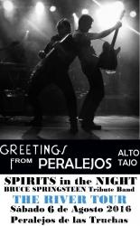 Los amantes del 'Boss' llenan los alojamientos rurales para el 'Greetings from Peralejos'