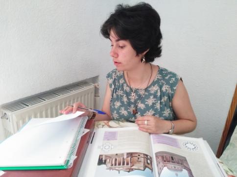 María Hernández, alumna del IES José Luis Sampedro, premiada por el programa 'Becas Europa'