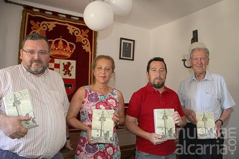 La presentación del libro 'Las villas del Sur de la Alcarria en el siglo XVI' cierra la semana cultural de Fuentenovilla