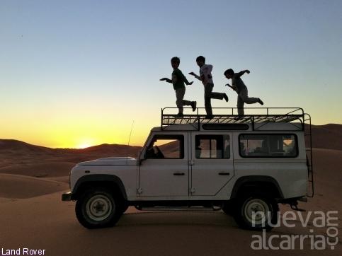 La wef Defender Journeys registra los viajes más memorables en el icónico todoterreno de Land Rover
