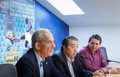 España-Portugal, el viernes 26 en Guadalajara