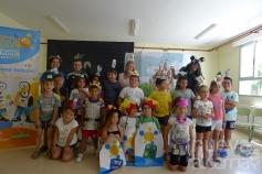 Niños de 16 municipios de Guadalajara aprenden la importancia del reciclado de residuos en los campamentos y escuelas de verano de la región