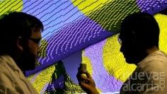 Rocas digitales en 3D para buscar petróleo