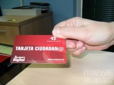 Ya son 27.531 los usuarios de la Tarjeta Ciudadana de Azuqueca