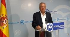 Ramón Aguirre avisa al PSOE que negarse al desbloqueo
