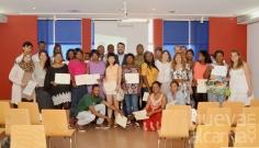 Concluye el curso de castellano del Programa Extraordinario para la Cohesión Social