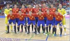 Todo listo para el España-Portugal