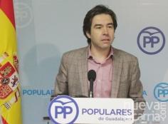 El PP pide a Page que comparezca en las Cortes para dar explicaciones sobre el incendio de Chiloeches