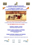 Este sábado se celebran las XV Jornadas Taurinas de Almonacid de Zorita
