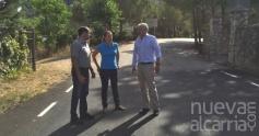 La Diputación mejora la carretera GU-226 de Almonacid al límite de la provincia de Cuenca