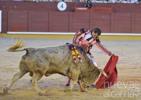 Iván Fandiño sustituye a Paquirri en la corrida del sábado