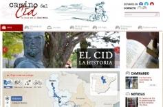El Consorcio Camino del Cid presenta su nueva web turística