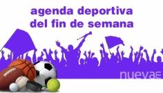 Agenda deportiva del fin de semana - 24 y 25 de septiembre