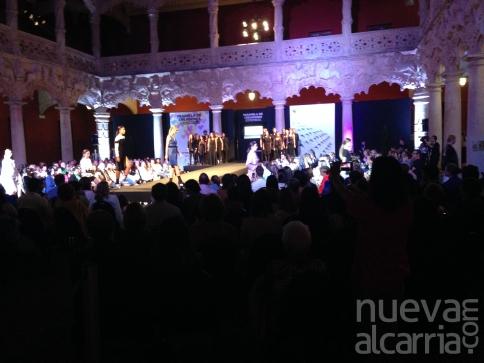 La moda guadalajareña se reivindica como un arte en el Palacio del Infantado