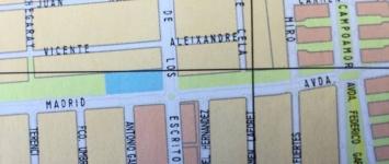 Cambios en el tráfico de la avenida de los Escritores de Azuqueca