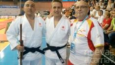 López y Moronta ponen rumbo hacia el Mundial de Katas