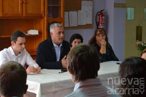 La Junta pone en marcha un taller para la inserción laboral de personas con discapacidad intelectual