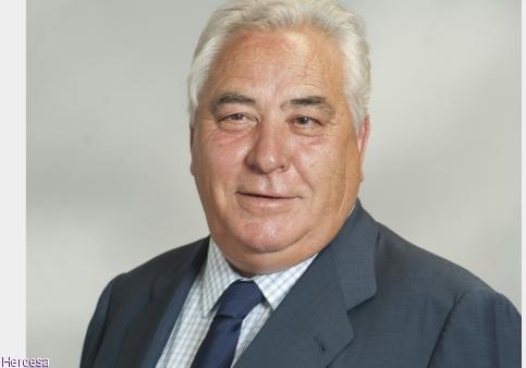 Juan José Cercadillo premiado por su trayectoria profesional