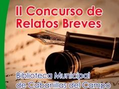 La Biblioteca de Cabanillas convoca el II Concurso de Relatos Breves